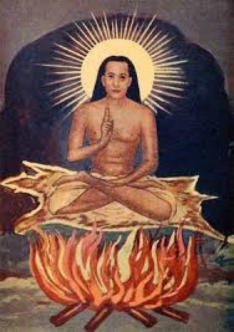 Mahavatar Babaji and the Golden Body of Light - Yogini Ashram