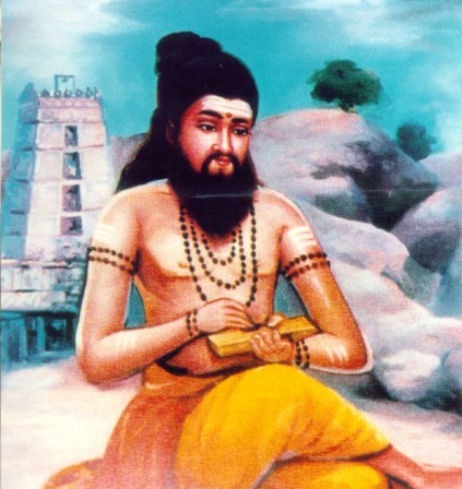 Machamuni a sage who worshipped the 64 Yogini Goddesses