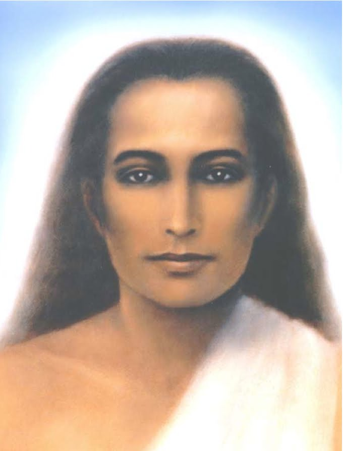 Mahavatar Babaji and the Golden Body of Light - Yogini Ashram