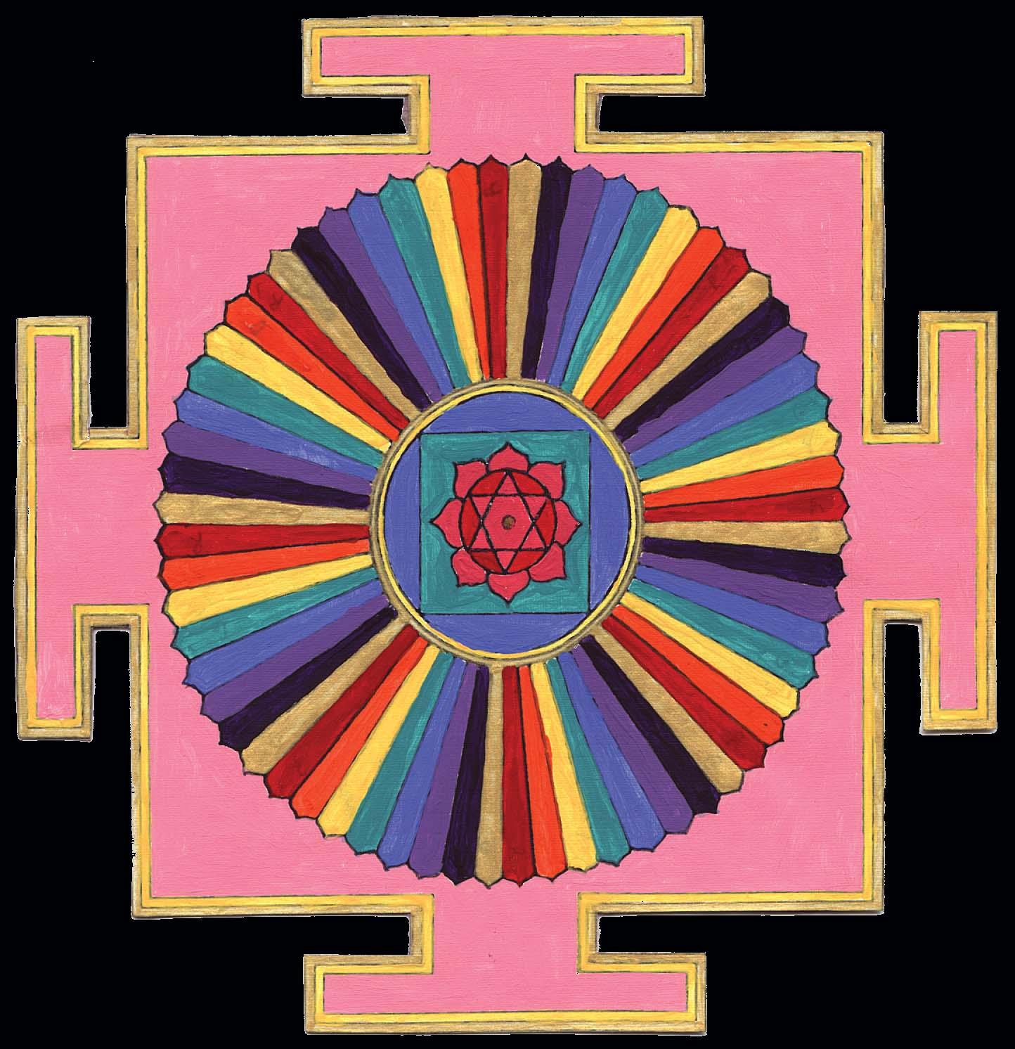 Yantra - Harnessing the Power of Mystical Geometry - Yogini Ashram
