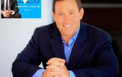 Jon Gordon joins yogi roth podcast