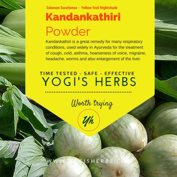 Yogi's Herbs - Worth Trying