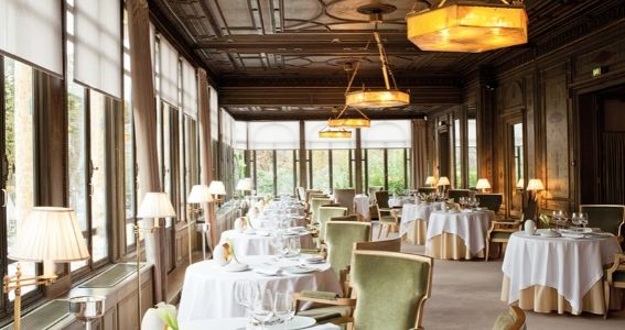 Alléno Paris au Pavillon Ledoyen - Top 50 Best Restaurants in the World