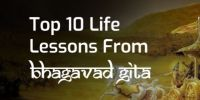 Top 10 Best Life Lessons From The Bhagavad Gita