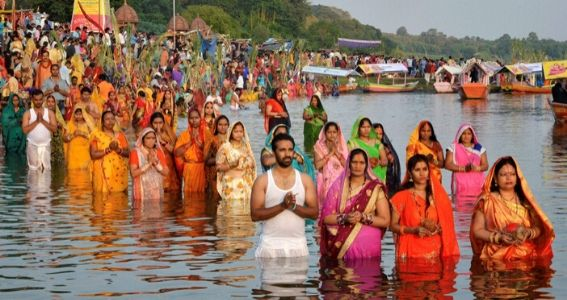 fourth day chhath puja - Mahaparv Chhath Puja, The Festival Dedicated to God Sun