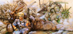 Masamune Shirow's Appleseed