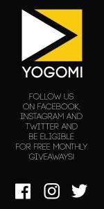 Yogomi Social Networks Banner