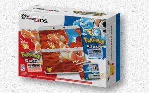 Pokémon 20th Anniversary Nintendo 3DS