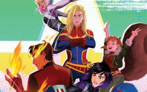 Marvel Rising: Initiation