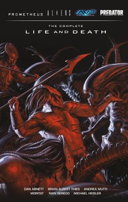 The Complete Life And Death Aliens vs Predator