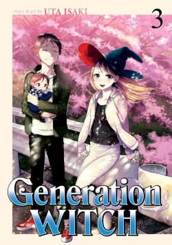 Generation Witch Vol 3 cover
