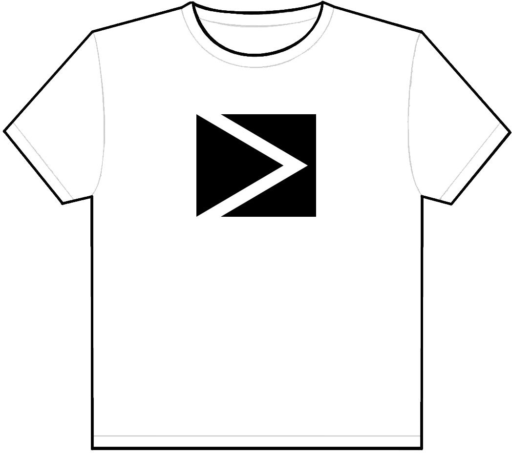 Yin T Shirt White Yogomi
