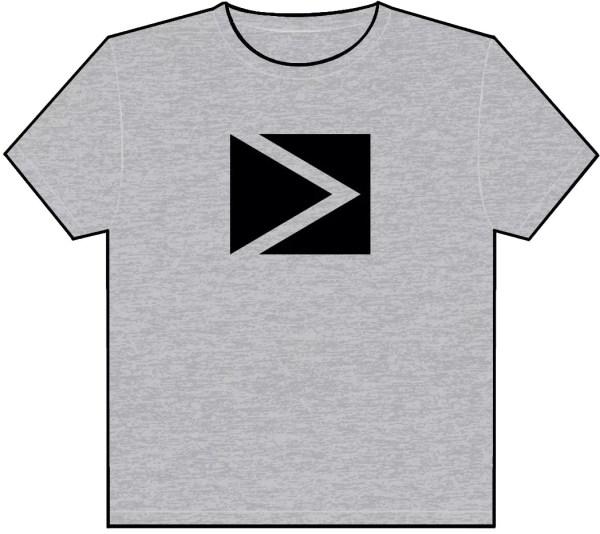 Yogomi Yo Gray T-Shirt