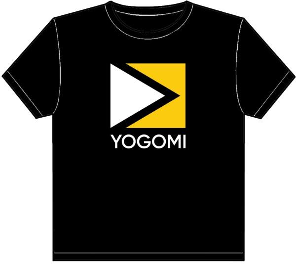 Yogomi Black OG T-Shirt