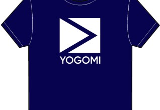 Yogomi Blue PvP T-Shirt