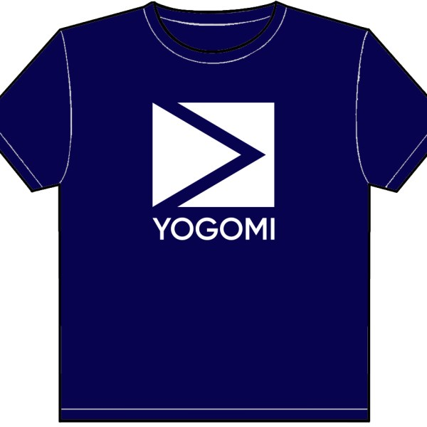 Yogomi Blue PvP T-Shirt