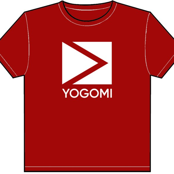 Yogomi Red PvP T-Shirt