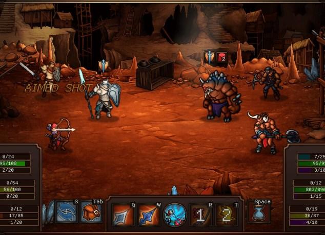Sin Slayer gameplay screenshot