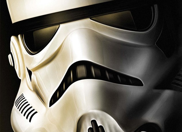 Stormtrooper Art