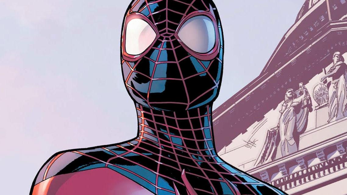 Miles Morales hero image