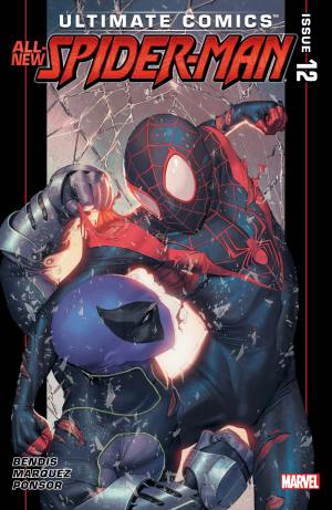 Ultimate Comics Spider-Man (2011) #12