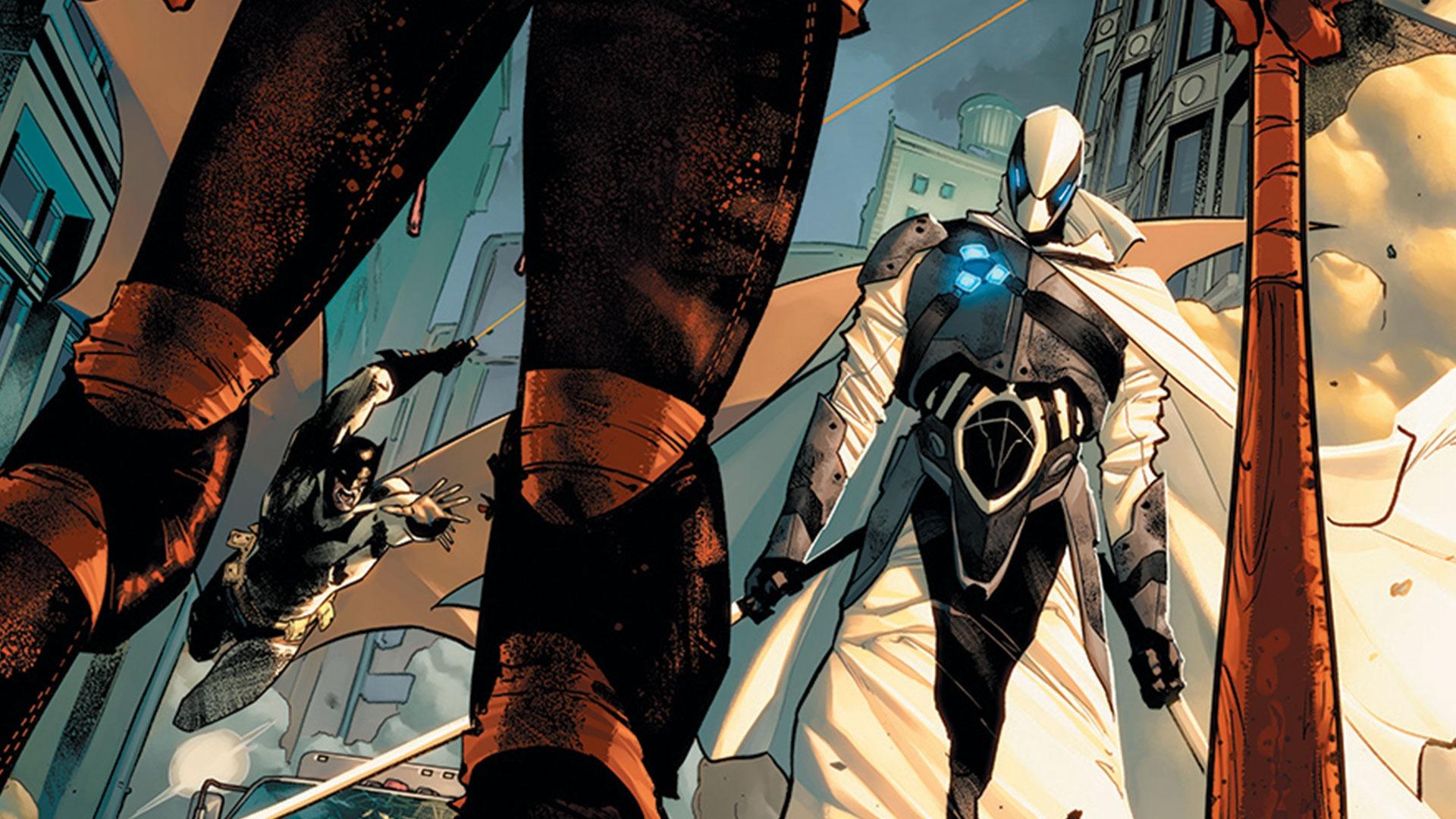 Batman page feature image