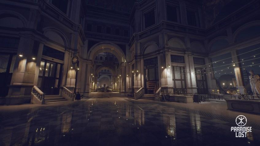 Paradise Lost screenshot 1