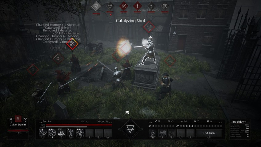 Black Legend art screenshot 2
