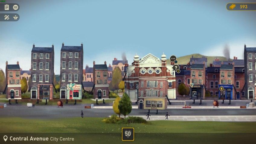 Buildings Have Feelings Too! screenshot 1