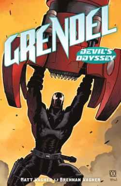 Grendel Devil's Odyssey 5 cover