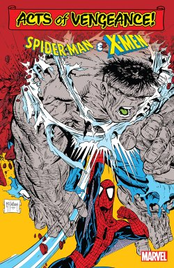 Acts Of Vengeance: Spider-Man & The X-Men cover
