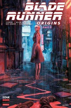 Blade Runner Origins #4