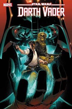 Star Wars: Darth Vader 12 cover