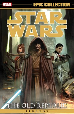 Star Wars Legends Epic Collection: The Old Republic Vol. 4 cover