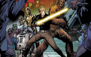Star Wars Comics!