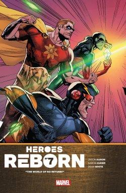 Heroes Reborn #7 (of 7) comic cover