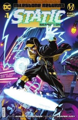 Static (2021-) #1: Season One cover image