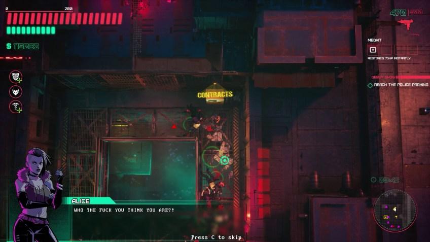 Glitchpunk screenshot 4