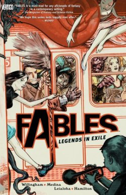 Fables comic book cover