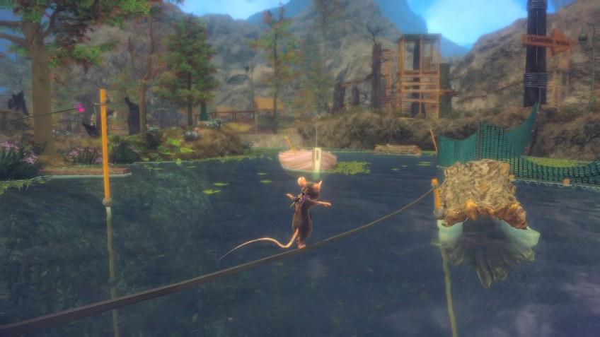 A Rat's Quest Screenshot 2