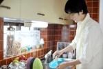 台所洗剤節約術