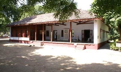 Noakhali Tourist Spots Gandhi Ashram