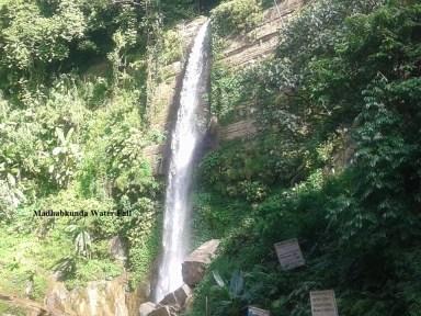 Madhabkunda Waterfall Moulvibazar