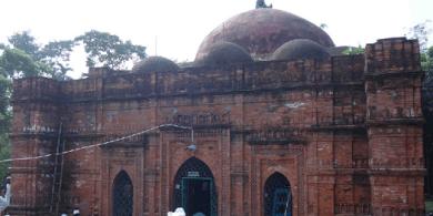 Shai Jama Mosque Satkhira
