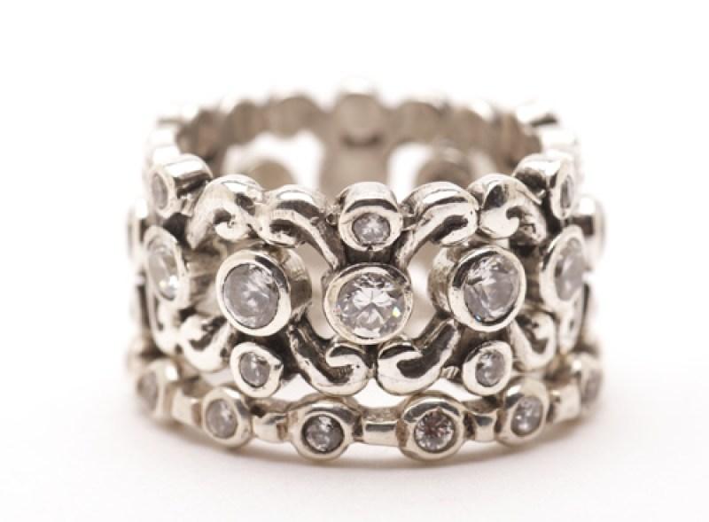 Devi Mani Ring by SPC.