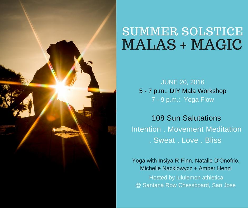 SUMMER SOLSTICEmALAS + mAGIC-3