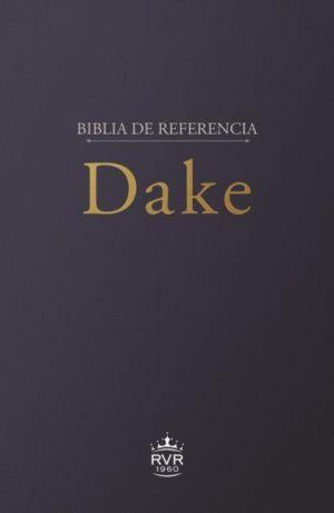 Biblia de referencia Dake c
