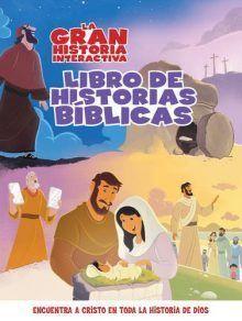 Libro de Historias Bíblicas Interactivas