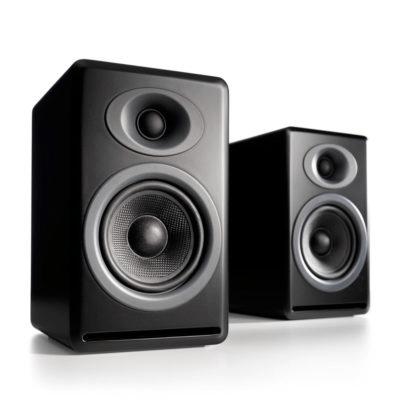 Audioengine P4 被動式喇叭 黑色 香港行貨 - 音響 - 家庭影音 - 家庭電器 - 友和 YOHO - 網購電器及電子產品