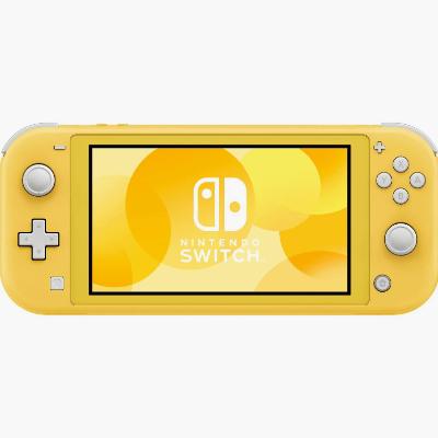任天堂 Nintendo Switch Lite 手提式遊戲主機 黃色 香港行貨 - 遊戲機 - 休閑娛樂 - 電子產品 - 友和 YOHO